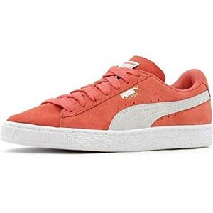 PUMAS SUEDE CLASSIC W'S SPICED CORAL